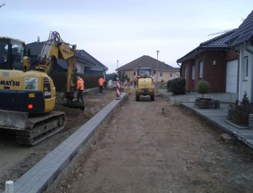 Straßenendausbau Borschemich, Erkelenz